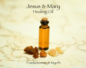Jesus and Mary healing oil final
